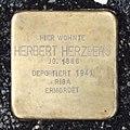 Stolperstein Barsinghausen Herbert Herzberg.jpg