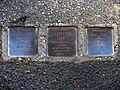 Stolperstein Josef Levy, Ernestine Levy, Karl Levy, Meckenheimer Straße 30, Bonn.JPG
