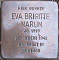 Stolperstein Karlsruhe Marum Eva Brigitte.jpeg