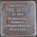 Stolperstein Solingen Hasselstraße 13 Emil Heyer.jpg