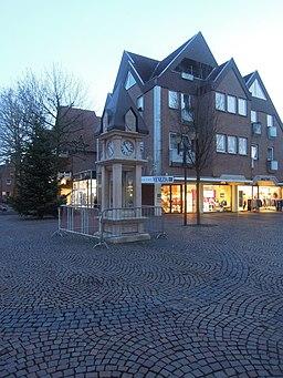Bonenstraße in Werne