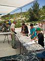 Stone in the Galilee Symposium at Lake Montfort, Ma'alot-Tarshiha, Israel 23.jpg