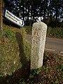 Stone signpost, Halwinnick Butts - geograph.org.uk - 589230.jpg