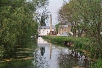 Stotfold - Image: Stotfold Mill, Mill Lane geograph.org.uk 159395