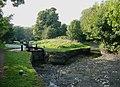Stourton Bottom Lock on the Stourbridge Canal - geograph.org.uk - 976282.jpg