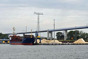 Stralsund, Sühafen (2012-06-28), by Klugschnacker in Wikipedia (2).JPG