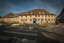 Haras national de Strasbourg — Wikipédia