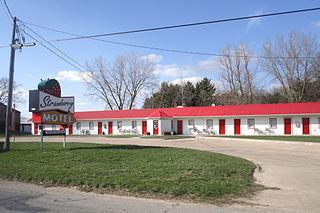Strawberry Point, Iowa City in Iowa, United States