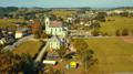 Studenec kostel dron.png