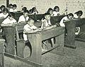 Students at Sekolah Rakyat, Wanita di Indonesia p64 (Ministry of Information).jpg