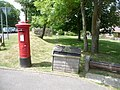 Studland, postbox No. BH19 79, Ferry Road - geograph.org.uk - 1365136.jpg