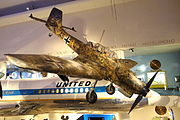 Stuka dive bomber, captured by Allies in North Africa, 1941 - Museum of Science and Industry (Chicago) - DSC06304.JPG