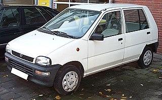 A-segment car