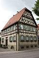 Sulzfeld (Baden) Fachwerkhaus107.JPG