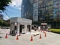 Summer Station preparation at TV Asahi.jpg