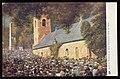 Sunday Service at Kirk Braddan, Isle of Mann. (NBY 444189).jpg