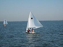 Sunfish (sailboat) - Wikipedia