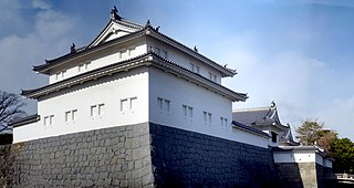 Sunpu Castle Japanese castle located in Shizuoka