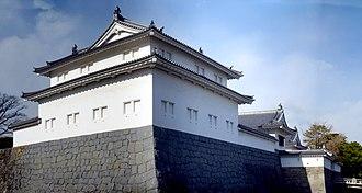 Sunpu Castle - Image: Sunpucastle panorama 2009