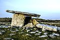 Sunset at The Poulnabrone Dolmen, By Frank Chandler.jpg