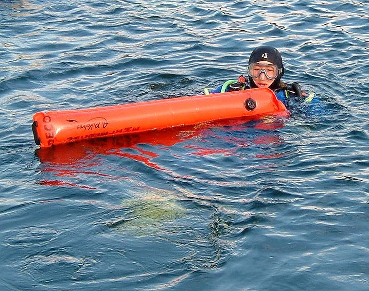 Surface Marker Buoy (SMB)
