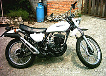 1977 suzuki ts400