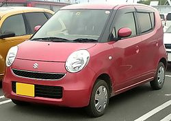 Suzuki MR Wagon, 2nd generation