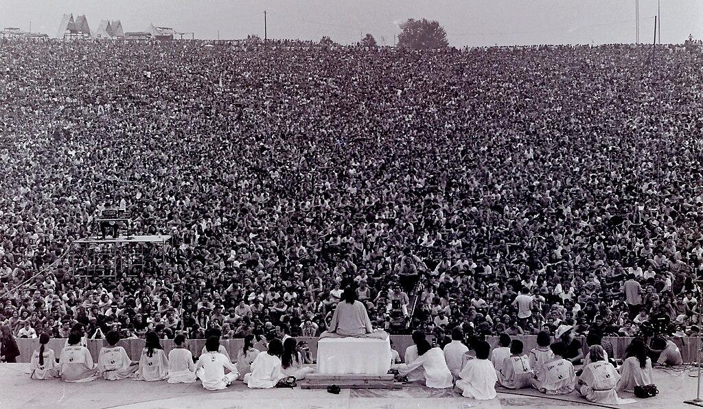 50 años de Woodstock, el festival más importante en la historia del rock