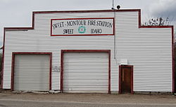 Sweet Fire Station