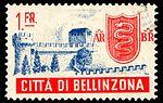 Switzerland Bellinzona 1935 revenue 1Fr - 5.jpg