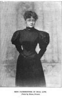 Sydney Fairbrother British actress
