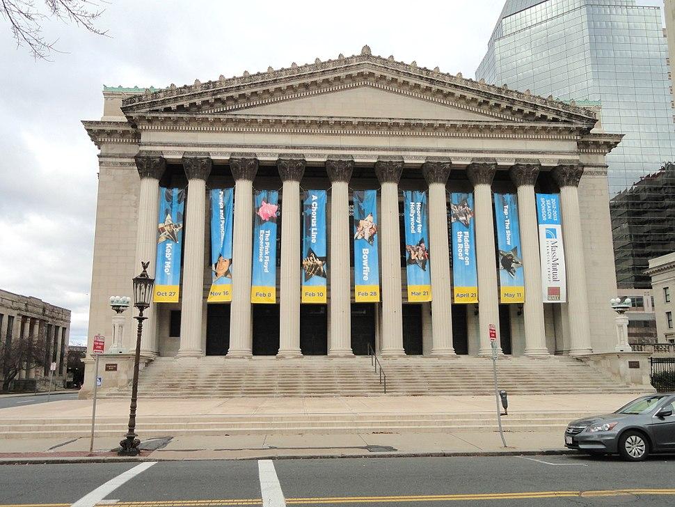 Symphony Hall - Springfield, Massachusetts - DSC03277