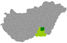 District de Szentes