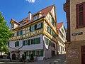 Tübingen - Altstadt - Judengasse 4 - Ansicht von NW.jpg