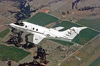 Raytheon T-1 Jayhawk - Image: T 1A Jayhawk