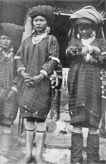 TAUNGYO GIRLS FROM THE OPEN COUNTRY BURMA.jpg