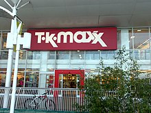 TK Maxx Ltd.