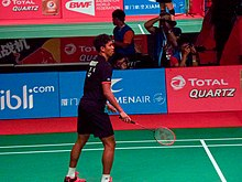 TOTAL BWF World Champs 2015 Day 2 Sattawat Pongnairat.jpg