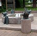 Tabakbrunnen mit Elwetritsche, vermutlich von Gernot Rumpf - panoramio.jpg