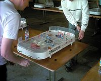 Table hockey playing.JPG