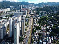 Tai Po Road Shatin Section 202006.jpg