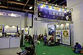Taipei Game Show players' rest area 20170122.jpg