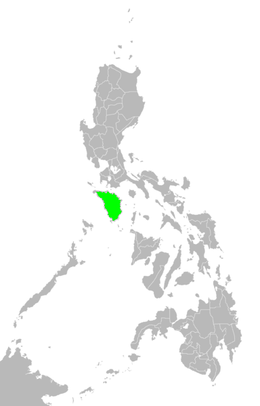 Tamaraw distribution map.PNG