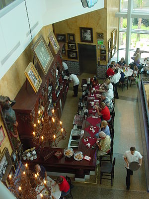 Tampa Bay History Center - The Columbia Cafe