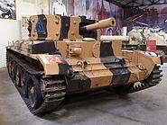 Tank Mark VIII Centaur in the Musée des Blindés, France, pic-5