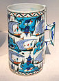 Tankard, Iznik, Turkey, c. 1575-1585 AD, stonepaste body painted under glaze - Freer Gallery of Art - DSC05425.JPG
