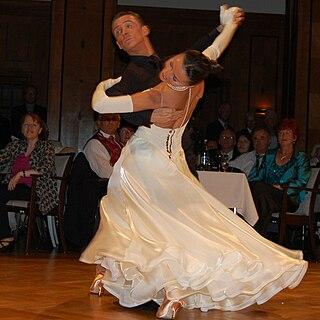 Viennese waltz genre of ballroom dance