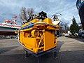 Tauchroboter Submarine robot 'DAVID' pic1.JPG