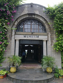 Taxila Museum Entrance.jpg