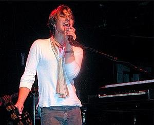 Taylor Hanson - Hanson in 2007